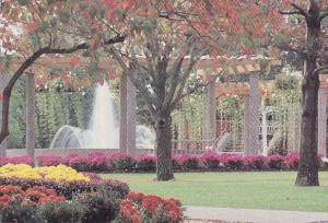 Waddington Gardens Oglebay Wheeling West Virginia