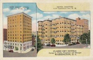 WASHINGTON D.C., 30-40s ; Clarke Dry Hotels