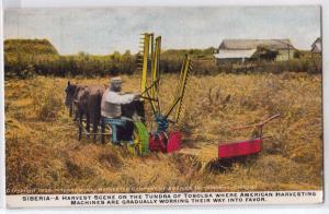 Siberia - Internation Harvester Co
