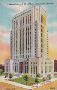 Missouri Kansas City Jackson County Court House