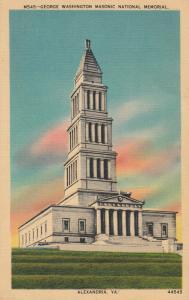 8953 George Washington Masonic Memorial, Alexandria, Virginia