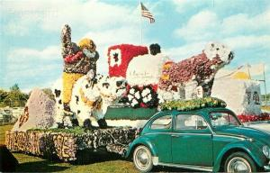 MN, Moorhead, Minnesota, Concordia College, Homecoming Parade Float,Dexter Press