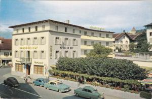 Hotel-Restaurant, VADUZ (Liechtenstein) , PU-1950s