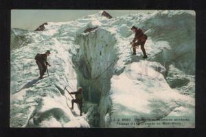 067716 MOUNTERREENG Chamonix - Ascension pertilleuse