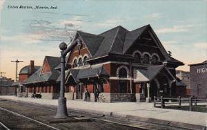 Union Station Muncie Indiana 1911