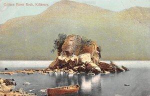 Colleen Bawn Rock Killarney Ireland Unused
