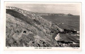 RP: RAME HEAD from Freathy , Cornwall , England, PU-1958 TUCK