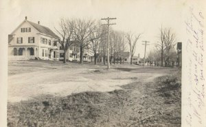 RP; HAMPSTED , New Hampshire , 1906 ; Street