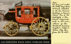 Transportation - Concord Stage Coach