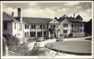 new zealand, Waitomo Caves Hotel (1950s) RP
