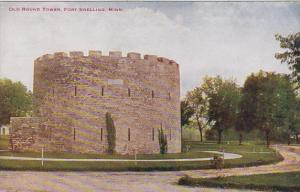 Minnesota St Paul Fort Snelling Old Round Tower