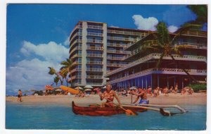 The Reef Hotel - On The Beach At Waikiki