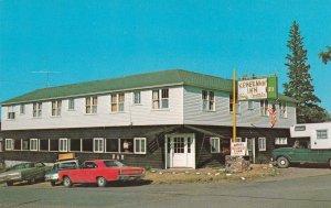 Michigan Copper Harbor Keweenaw Inn North sk5574