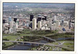 Edmonton, Alberta, Canada, 1987 used Postcard
