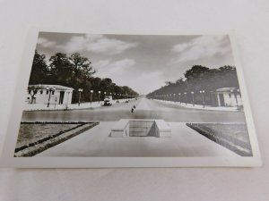 C.1920's-30's RPPC Ost-West Achse, Berlin, Germany Real Photo Postcard P30