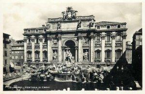 Italy Rome Fontana di Trevi