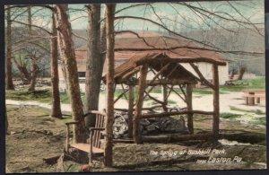 Pennsylvania EASTON The Spring At Bushkill Park - Divided Back