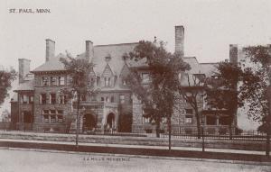 ST PAUL, Minnesota, 1910s; J.J. Hill's Residence