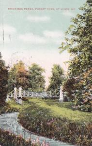 Missouri St Louis River Des Peres Forest Park 1908