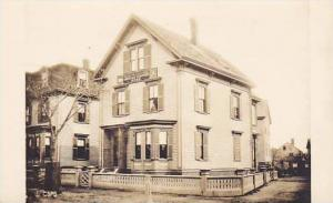 Home of Mary Baker Eddy as it looked in the 1870's Lynn, Massachusetts, 10-20s