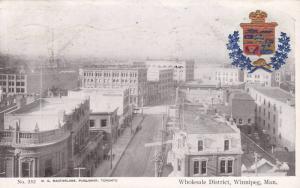 Wholesale District , Winnipeg , Manitoba , Canada , PU-1905