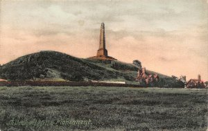 Lilleshall Hill Monument Panorama Postcard