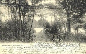 Point Tupelo, Wellesley College - Massachusetts MA