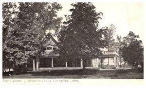 Connecticut  Litchfield , The Casino , ( Litchfield Club )