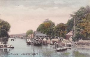 TOTNES , DEvon, England , 00-10s ; Landing Stage