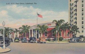 LAKE LAND, Florida, 1930-1940's; U.S. Post Office