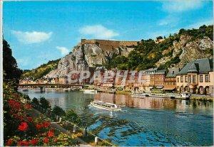 Modern Postcard Dinant Panorama