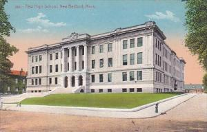 Massachusetts New Bedford New High School