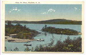 Canoes, Along the Shore, Westfield, New Brunswick