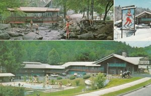 GATLINBURG, Tennessee, 50-60s ; Brookside Motel & Ranch House