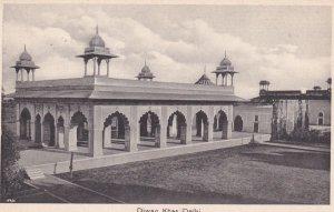 DELHI, India, 1930-1950s; Diwan Khas