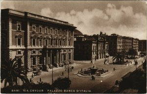 CPA Bari Via Cavour Palazzo Banca D'Italia ITALY (805053)