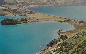 Kalway Bay , OYAMA , Canada , B.C. 50-60s