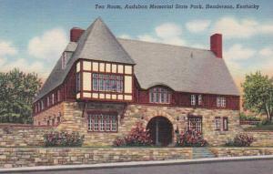 Kentucky Henderson Tea Room Audubon Memorial State Park Curteich