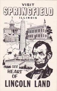See Heart Of Lincoln Land Visit Springfield Illinois