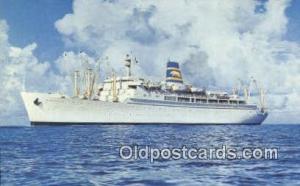 SS Mariposa SS Monterey, New Zealand Steam Ship Unused