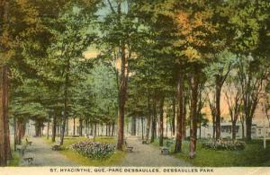 Canada - Quebec, St. Hyacinthe - Dessaulles Park