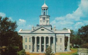 Mississippi Vicksburg Old Warren County Court House