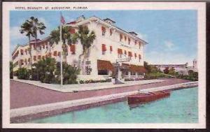 FL St Augustine Hotel Bennett