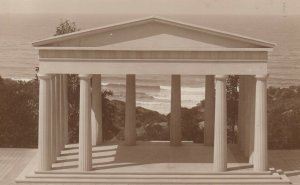 RP: POINT LOMA , California, 1900-10s ; Doric Stoa in Greek Theater