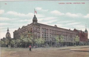 Nebraska Lincoln The Lindell Hotel
