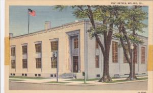 US Post Office, Moline, Illinois 1930-40s