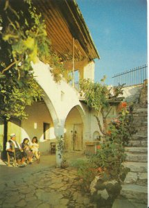 Cyprus Postcard - A Picturesque House In Lania - Ref 20587A