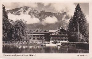 RP: KRiesserseehotel gegen Kramer , Germany , PU-1949