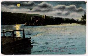 Chapel Island, Greenwood Lake NY