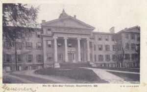 CUMBERLAND , Maryland , 1906 ; Kee-Mar College